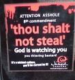 Gij zult_thou-shalt-not-steal