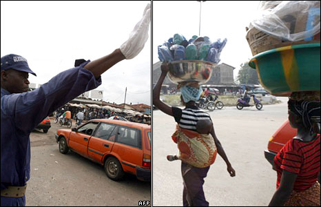 Ivoorkust - Noordelijke deel ...