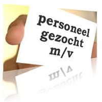 Personeel gezocht m/v