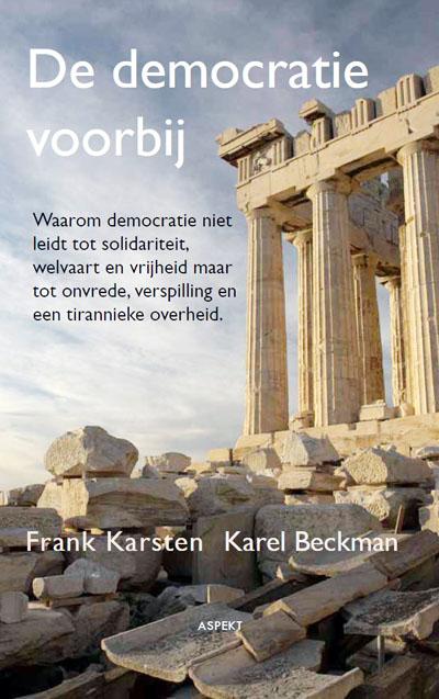 Boek_Democratie voorbij.