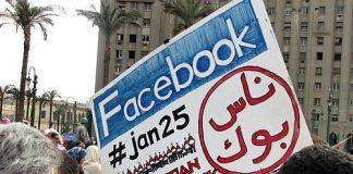 facebook revolutie