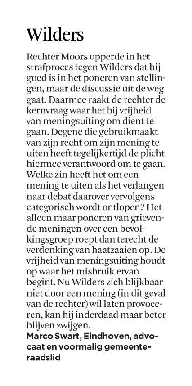 Ken uw klassieken | Vrijspreker.nl