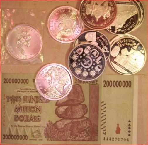 hard currency zimbabwe dollar