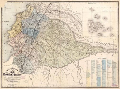 Carta_del_Ecuador_1858