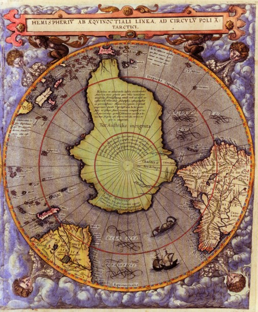 Gerard_de_Jode_1593_Map_Southern_hemisphere