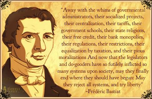 HOWARD_Bastiat_Politicians