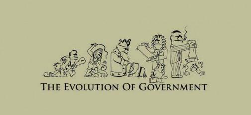 OverheidsEvolutie