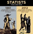 statist cartoon