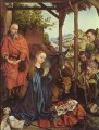 Mary Joseph stal