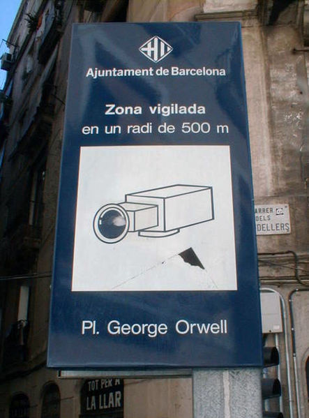 443px-Placa_George_Orwell_1