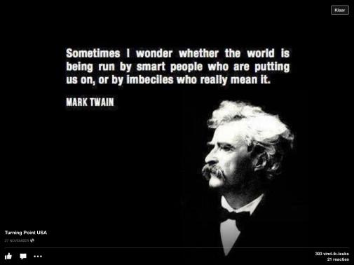 BEUKEL_Mark Twain