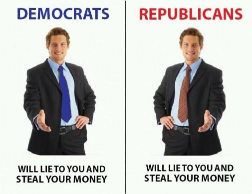Democraat : Republikein