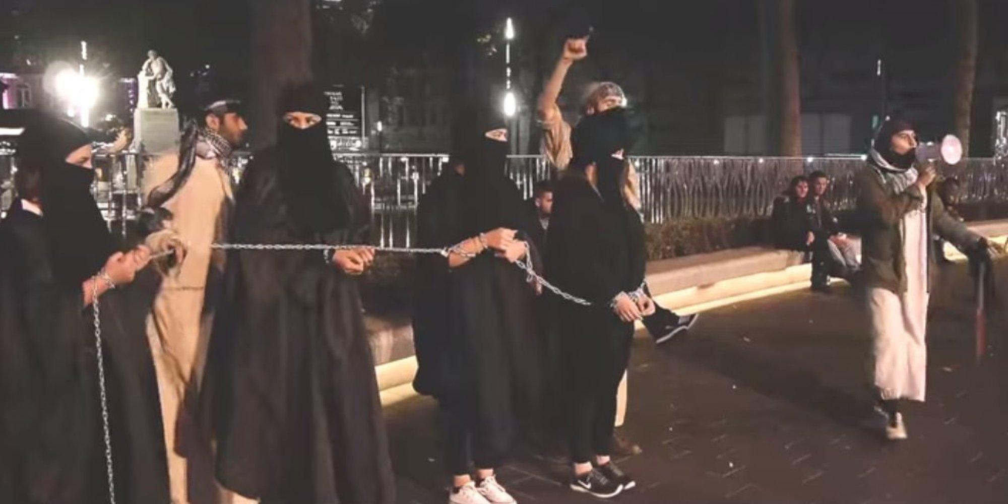 Slavernij vrouwen