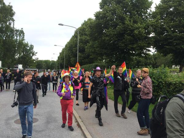 gay pride parade 29 juli