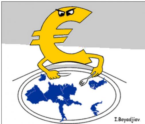 hofnar de euro eet europa op