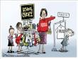cartoon 12-7 lisa benson school choice