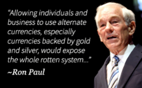 ron paul rotten system money