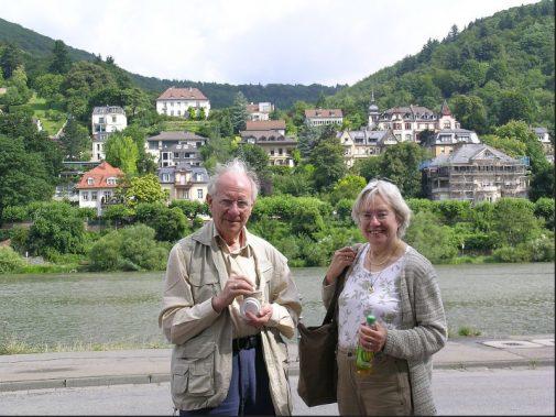 Hub en Rita - foto van Henric Bejke - edited
