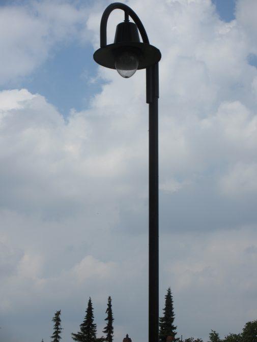 duur lantaarnpaaltje