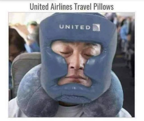 united_travel_pillow