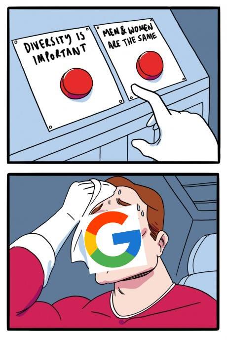 diversity_men_women_same_google