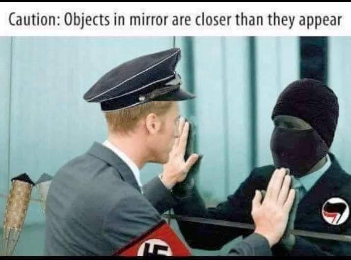 Nazi projectie