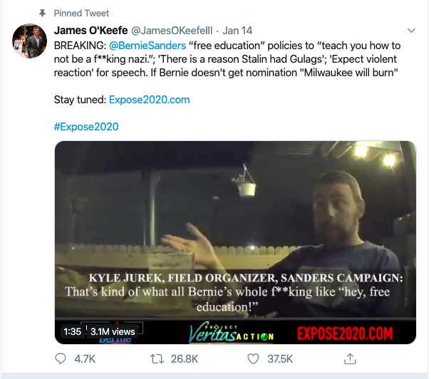 JamesOKeefe gulag