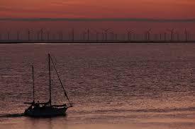 Klap van de molen: windmolens.